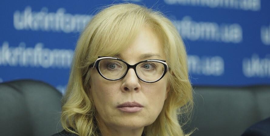 Людмила Денисова, денисова, пленные, сколько пленных, оккупация, омбудсмен
