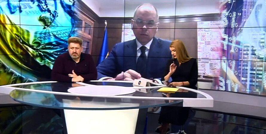 Степанов, интервью, министр, моз, минздрав