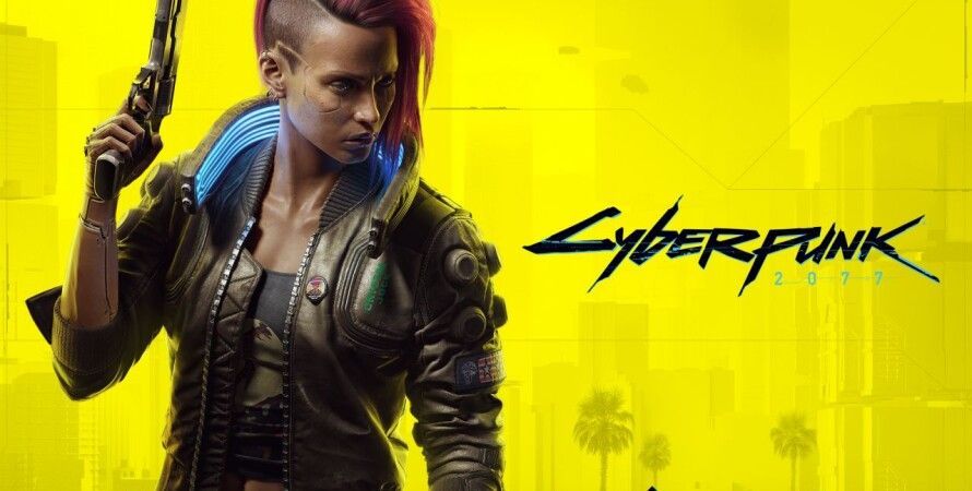 Cyberpunk 2077, игры, Steam, компьютерные игры