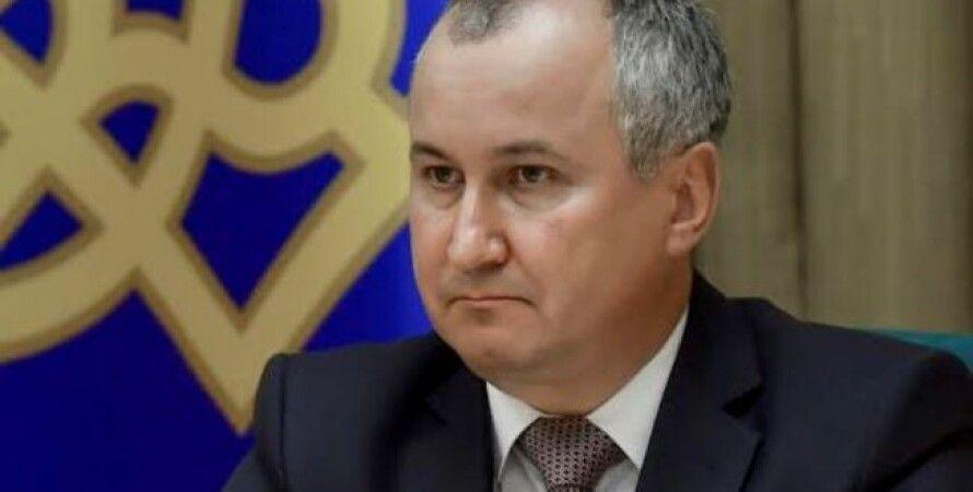 Глава СБУ Василий Грицак / Фото из открытых источников