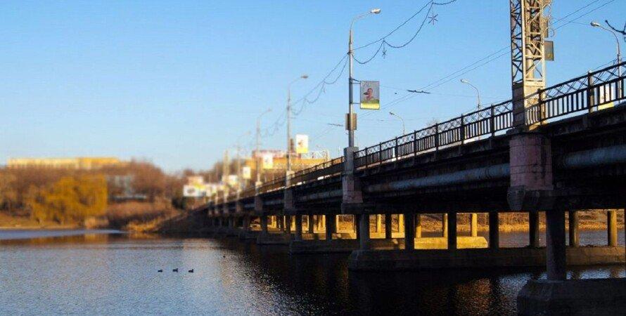 Донецк, мост