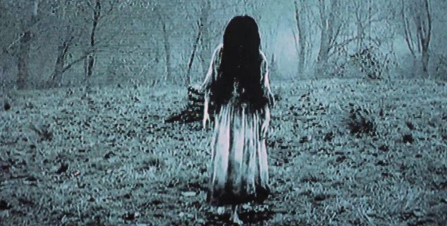 фильм ужасов, Звонок, скриншот