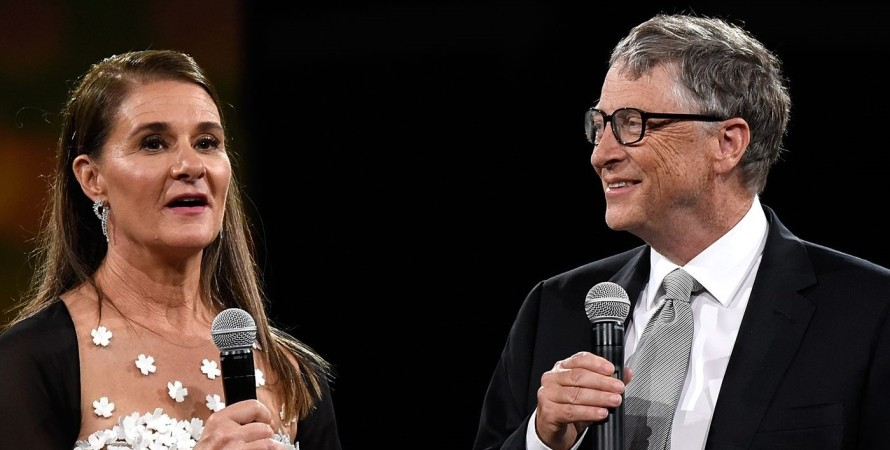 Білл Гейтс, Мелінда Гейтс