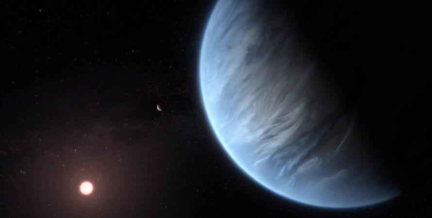 планеты, внеземная жизнь, биосигнатуры, телескоп Джеймса Уэбба