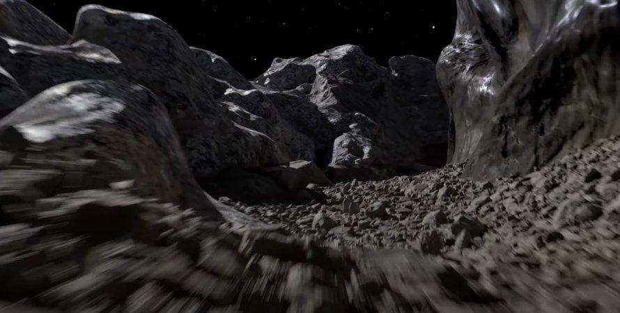 астероїд, Психея, Psyche 16