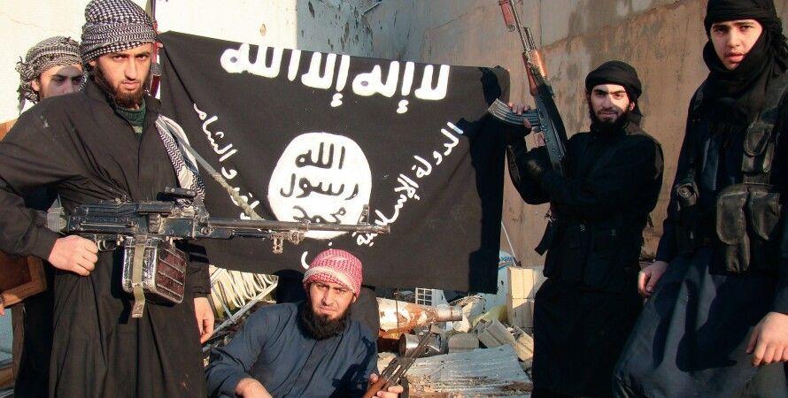 Боевики ИГИЛ / Фото: cont.ws