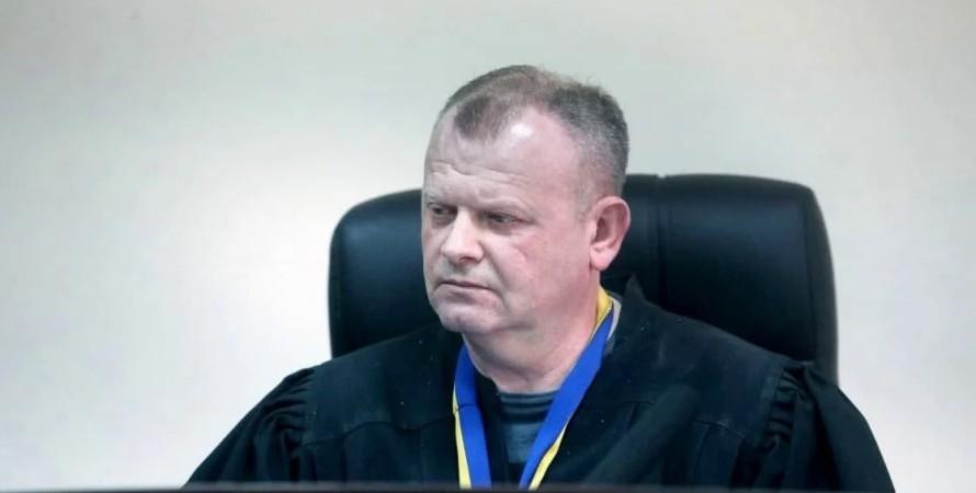 Названа причина смерти судьи Виталия Писанца