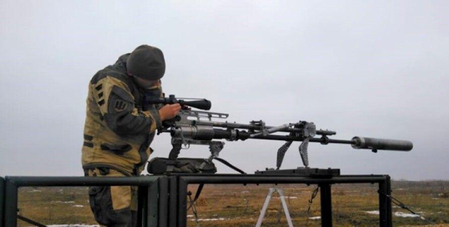 Нічний хижак, рушниця, снайпер, гвинтівка, зброя, ВСУ