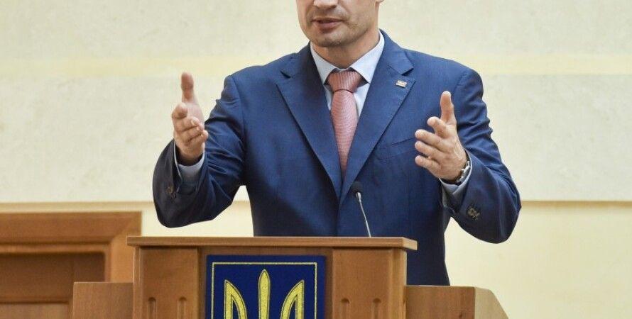 Виталий Кличко / Фото пресс-службы президента