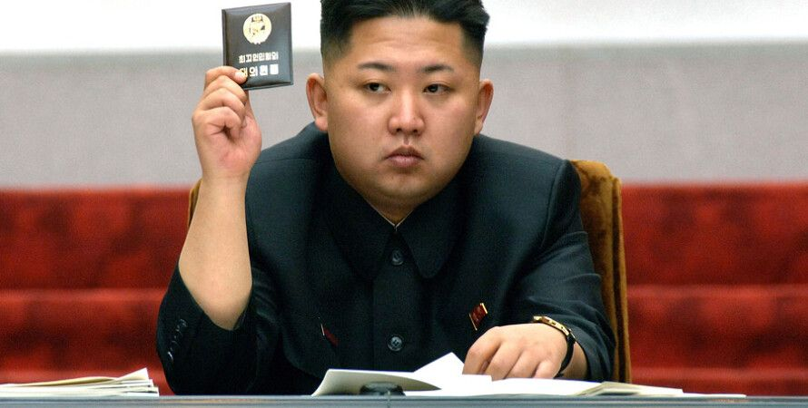 Ким Чен Ын / Фото: Raznesi.info
