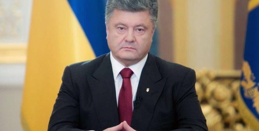 Петр Порошенко / Фото пресс-службы президента