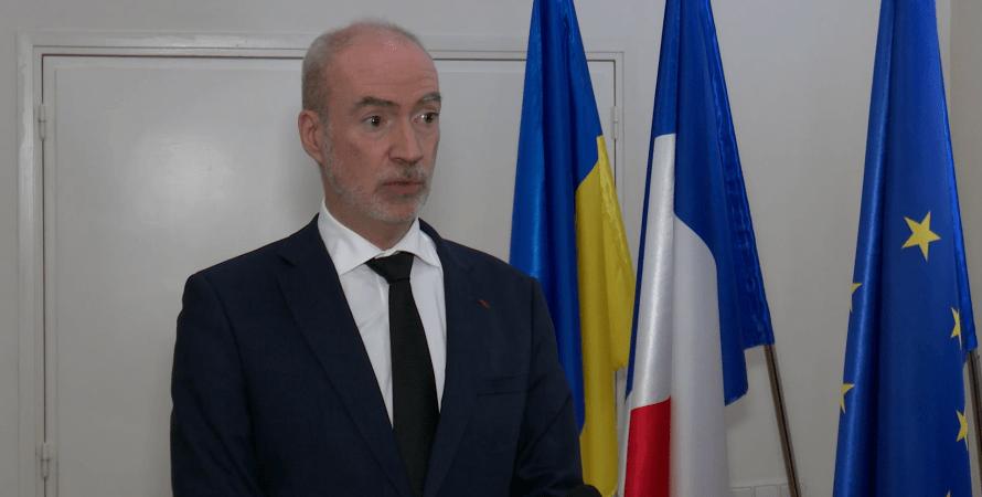 Этьен де Понсен, посол Франции, посол в Украине, французский посол