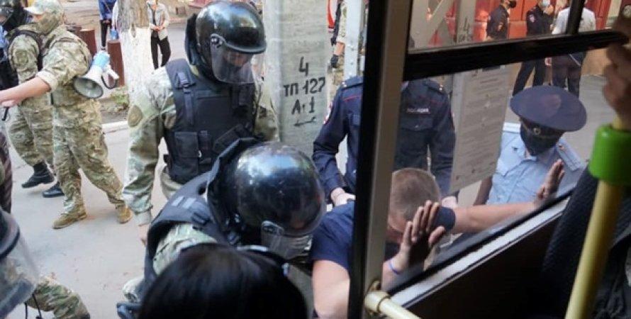 крим, татари, затримання