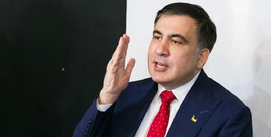 Михаил Саакашвили, Михаел Саакашвили
