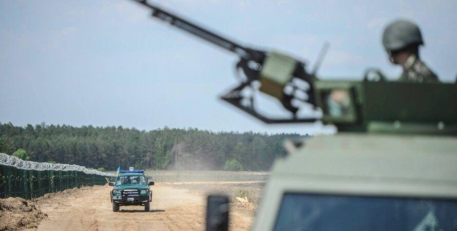 Украинско-российская граница / Фото: Facebook.com/yatsenyuk.arseniy