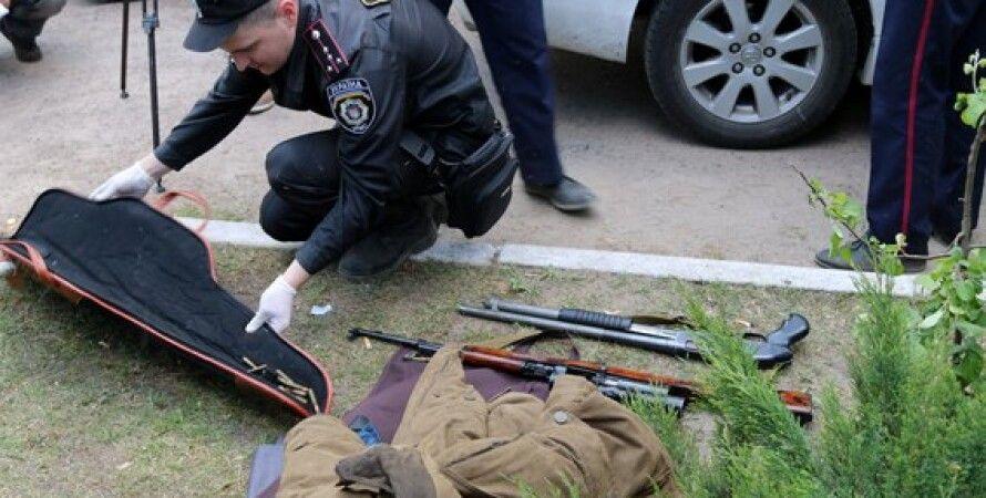 пресс-служба МВД Украины