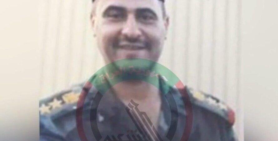Али Насер аль-Обейди / Фото: twitter.com/ILNewsFlash