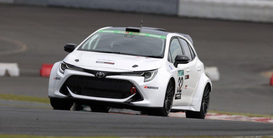 Toyota Corolla Sport Hydrogen