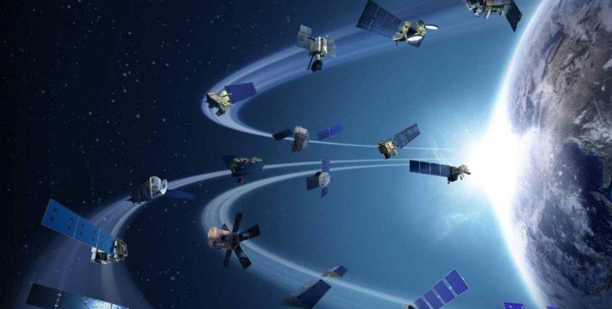 интернет, Starlink, спутниковый интернет