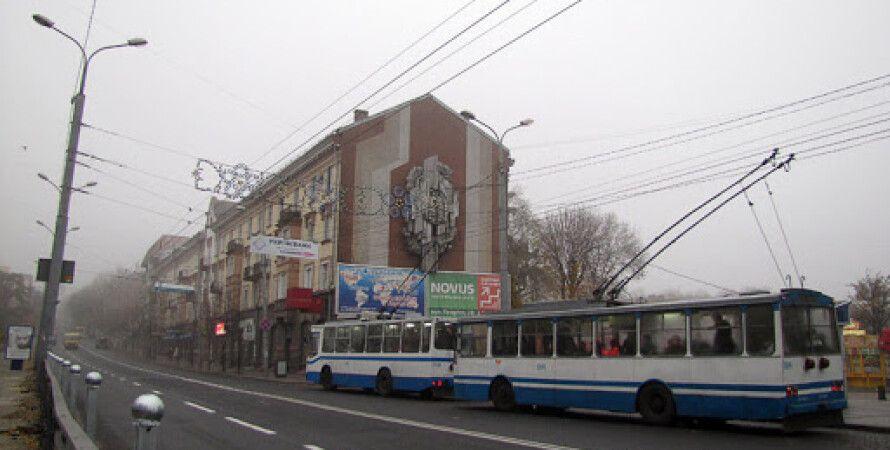 На улицах Ровно