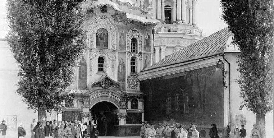 Киево-Печерская лавра. Источник: retroua.com