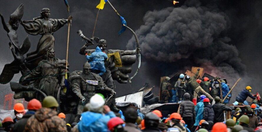 Евромайдан в Киеве / Фото: Getty Images