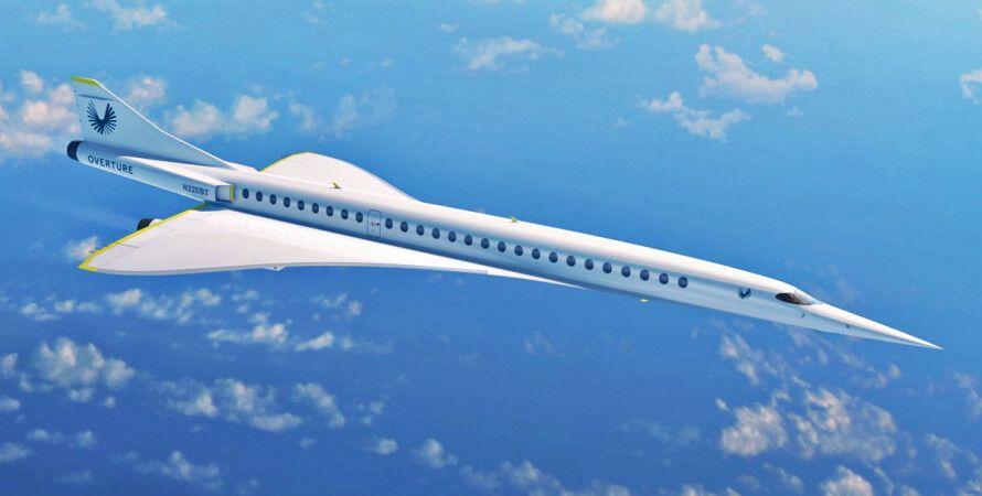 Boom Technology, самолет