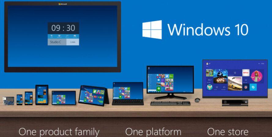 Презентация Windows 10 / Фото: nextstories.com