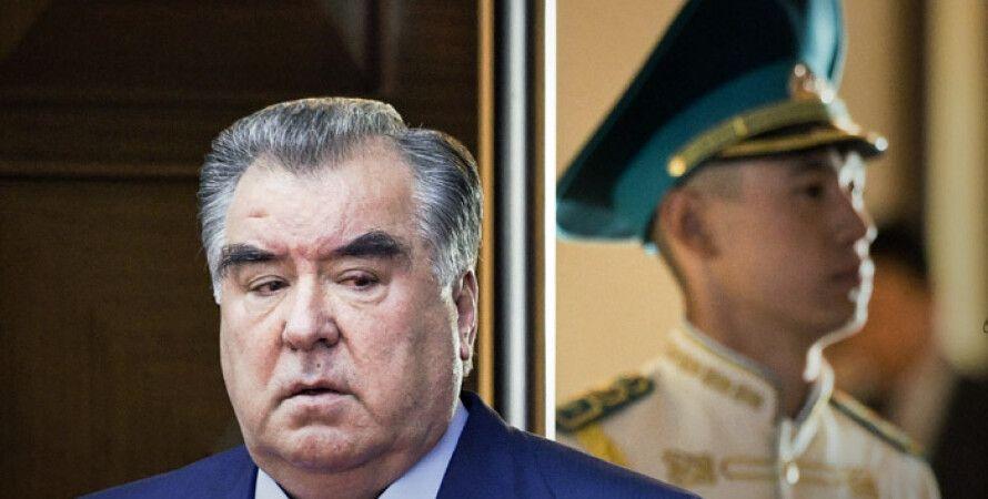 Емомалі Рахмон, Таджикистан, Коронавірус, Гігієна, карантин