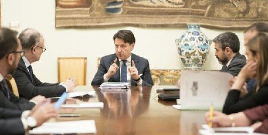 Заседание правительства Италии/Фото: ANSA