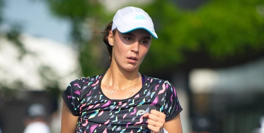 Теннис, Ангелина Калинина, Загреб, WTA, ФТУ