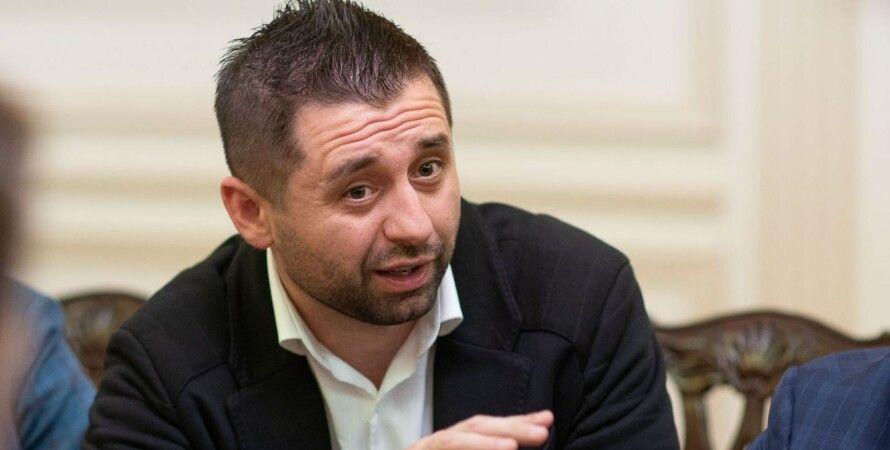 Давид Арахамия / Фото: liga.net