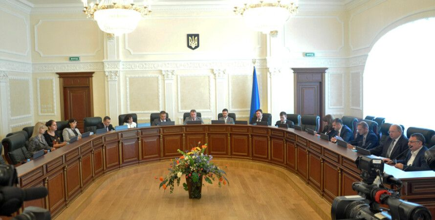 Высший совет юстиции / Фото пресс-службы ВСЮ