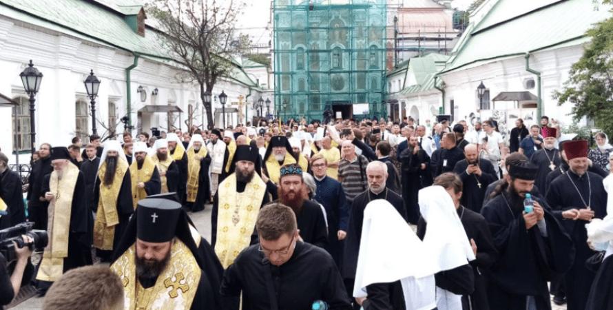 хресний хід, київ, православне хід