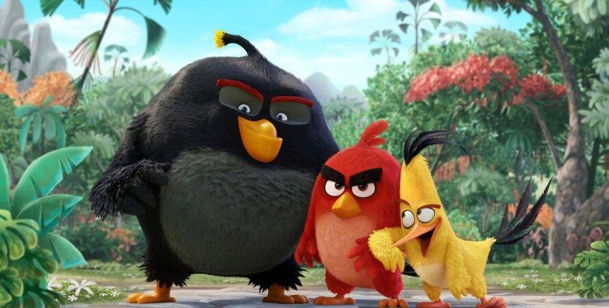 Angry birds в кино / Фото: idigitaltimes.com