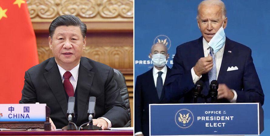 Китай, США, сотрудничество, разногласия, выборы, Байден, китайский лидер, Си Цзиньпин