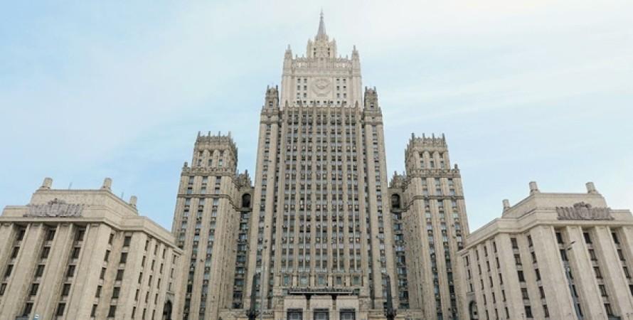 Росія, ЄС, санкції у відповідь, Брюссель, МЗС РФ