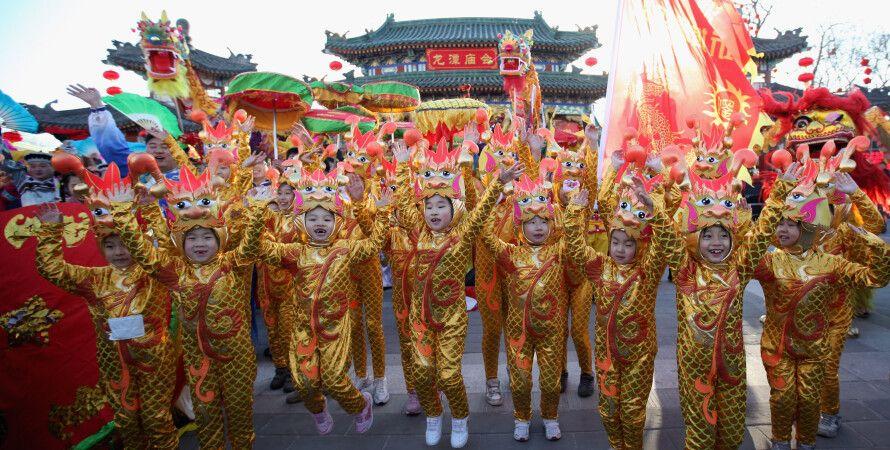 Празднование китайского Нового года / Getty Images