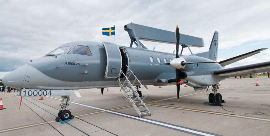 SAAB-340B / Фото из открытого источника