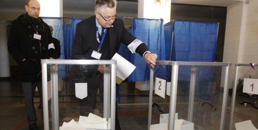 Выборы 2010 года / Фото из открытого источника