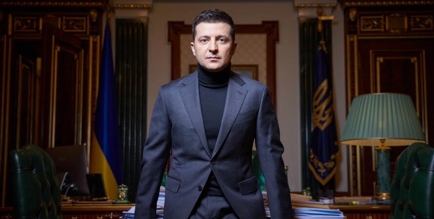 Володимир Зеленський, фото, інтерв'ю, Фокус