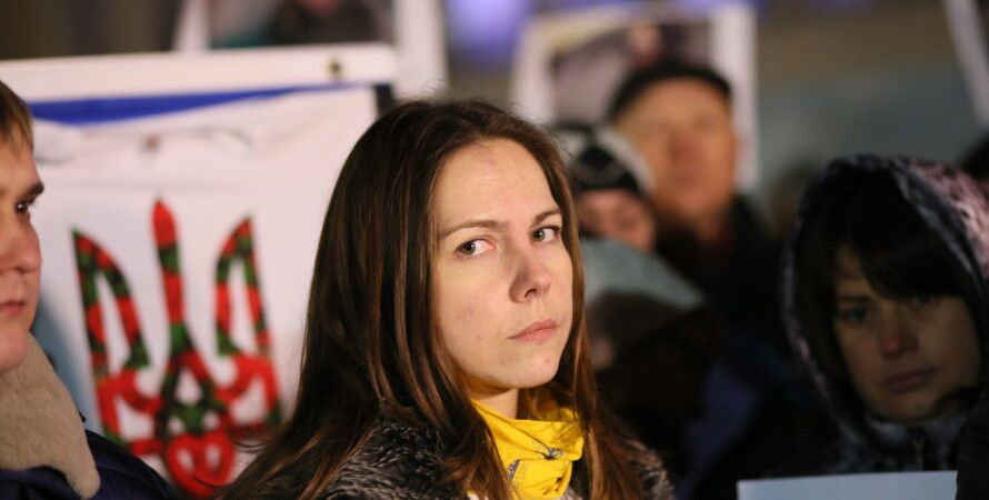 Вера Савченко / фото Александра Чекменева