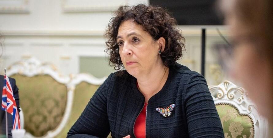 Мелінда Сіммонс, посол, Британія, НАТО, ПДЧ, членство,