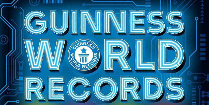 книга рекордів Гіннесса