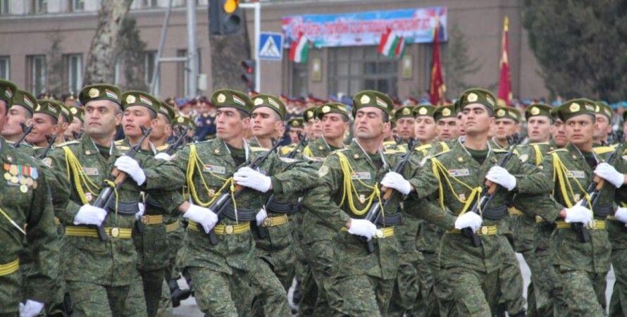 таджикистан, армия таджикистана, призыв в таджикистане, призыв в армию, откос от срочной службы