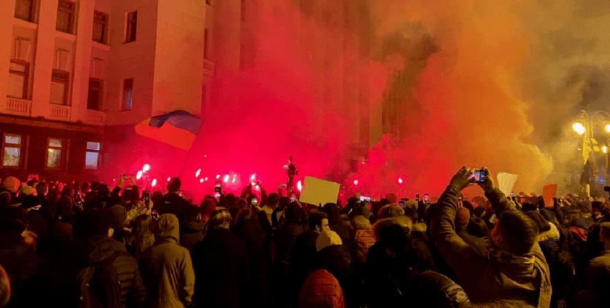 порядок в украине, запрос на порядок