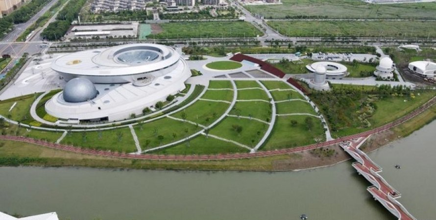 Астрономічний музей в Шанхаї