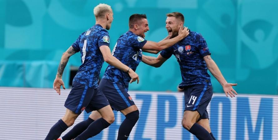 Збірна Польщі, збірна Словаччини, Євро-2020