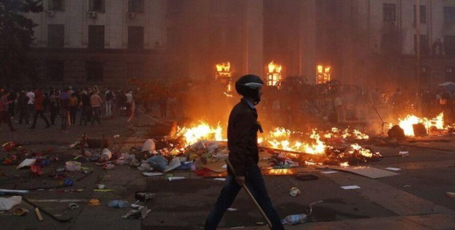 Одесса, 2 мая 2014 года / Фото: Reuters