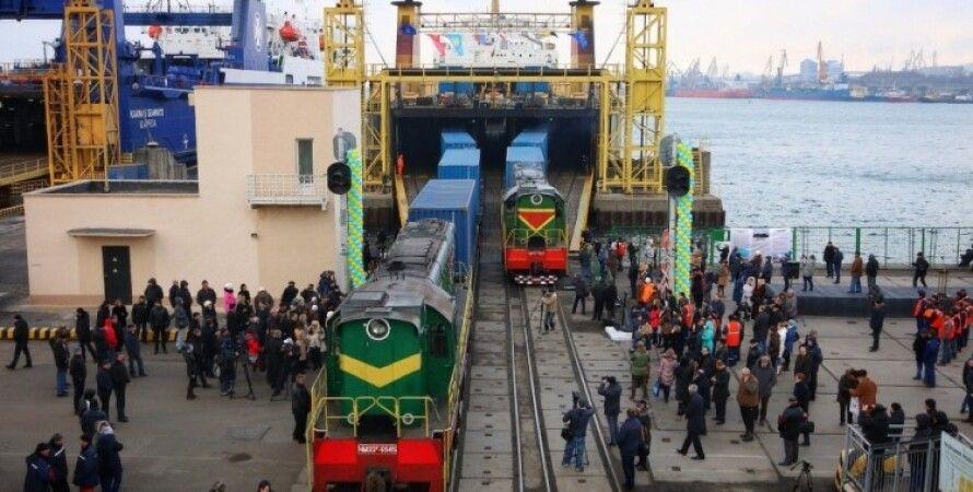 """""""Новый шелковый путь"""" / Фото: kramatorsk.info"""
